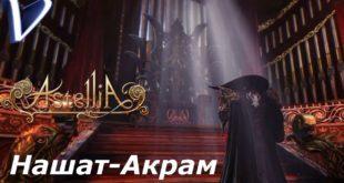 Как пройти Нашат-Акрама в Астелии